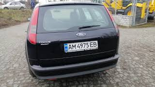 видео авто FORD FOCUS в кредит