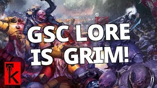 THE GENESTEALER CULTS' LORE IS EPIC! Warhammer 40K