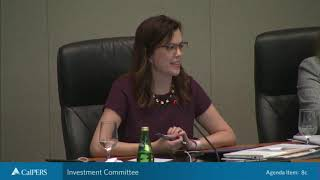 Investment Committee - Part 2 on September 16, 2019