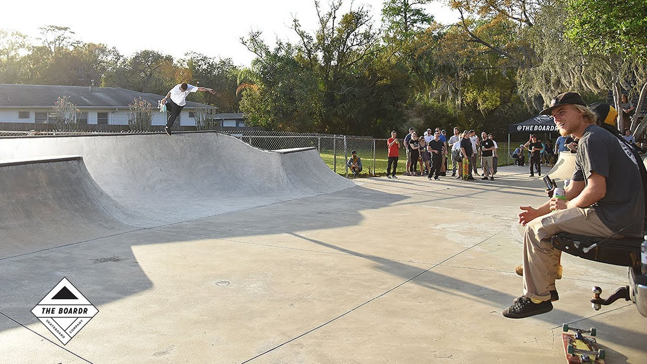 The 5th Annual Tampa Bro Presented by Bro Style at the Dream Driveway - TheBoardr
