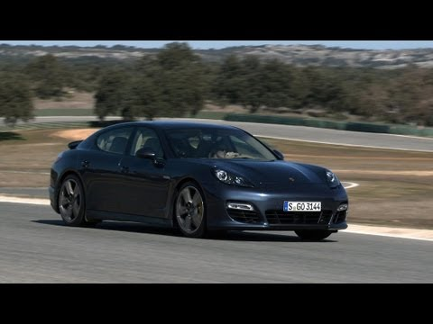 Porsche Panamera GTS video review
