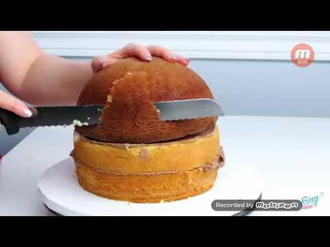 Как приготовить торт в виде совы