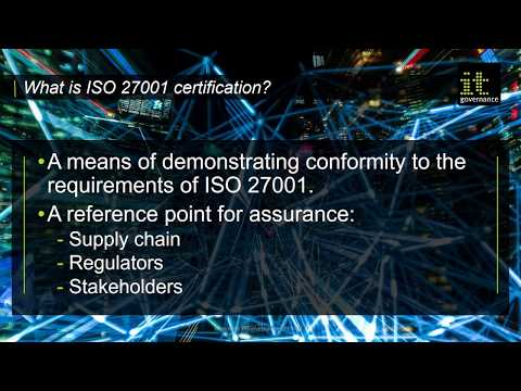 Webinar: How to ensure a successful ISO 27001 certification audit ...