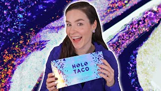 Holo Taco Unicorn Skin Collection Reveal🦄 thumbnail
