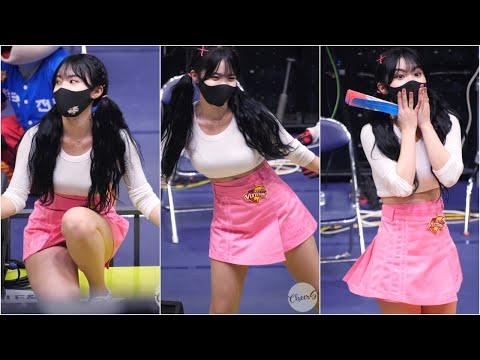 [4K] 비글미 뿜뿜 이다혜 (Lee Dahye) 치어리더 직캠 한국전력 빅스톰 KOVO 201118