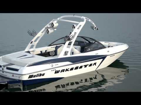 Malibu 20 VTX Surf Review Waterski