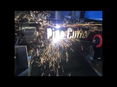 4th Axis Pipe Cutting Videovideo thumb