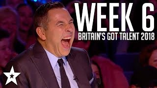 Britain's Got Talent 2018 | WEEK 6 | Auditions | Got Talent Global