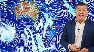Your Weekend weather and outlook for start of next week (08/10/20)