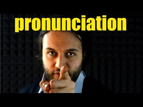 How To Improve Your Pronunciation - Foreign Language Studies