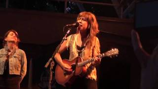 Serena Ryder -- Every Single Day (LIVE) -- with Damhnait Doyle of The Heartbroken - Toronto, Ontario