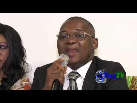Questions réponses Adjaro face à la diaspora Wê de Paris le 10 fév 2018