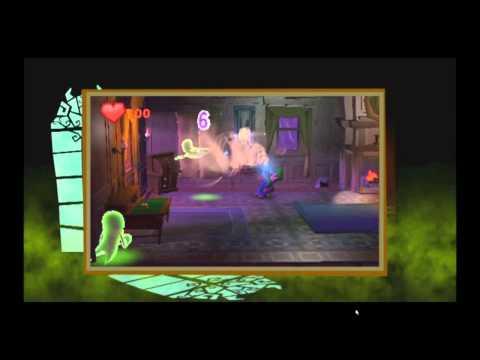 Luigi Sucks Anew In Luigi's Mansion 2