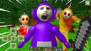 How To SUMMON SLENDYTUBBIES in Minecraft! (SCARY)