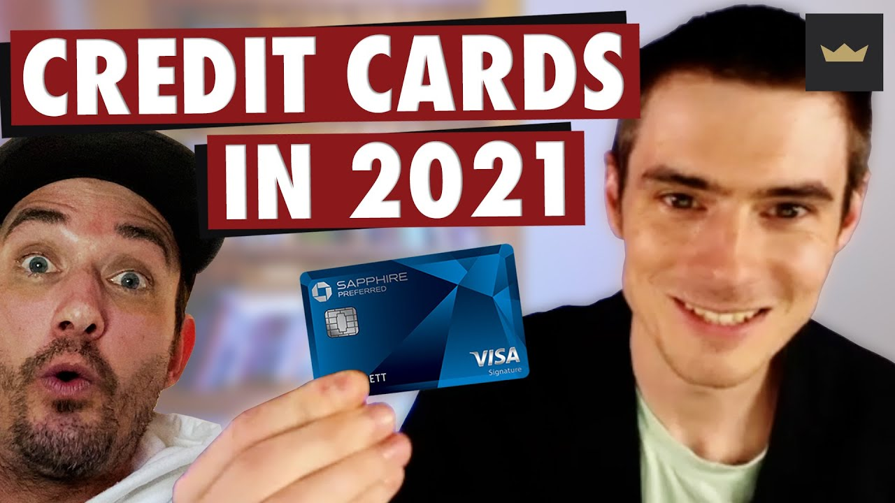 BEST Credit Cards in 2021 How To Climb Up The Charge Card Ladder! thumbnail