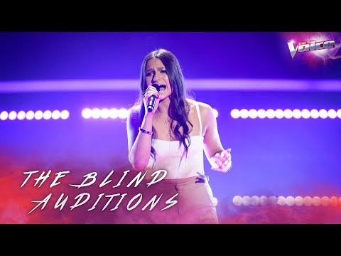 Blind Audition: Bella Paige sings Praying | The Voice Australia 2018 mp3