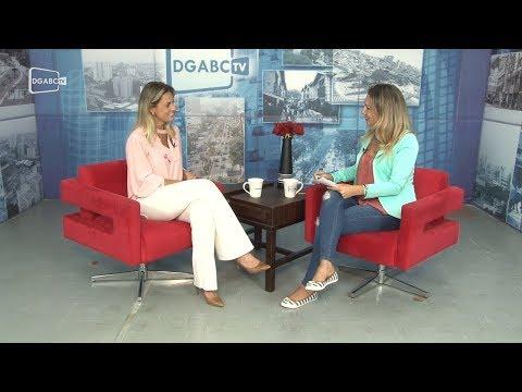 DGABC Entrevista conversa sobre a cidade de Ribeirão Pires