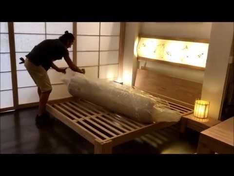 Futon Soia: il primo materasso sottovuoto!
