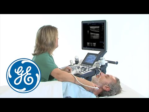 Refurbished GE Logiq F8 Ultrasound Machine