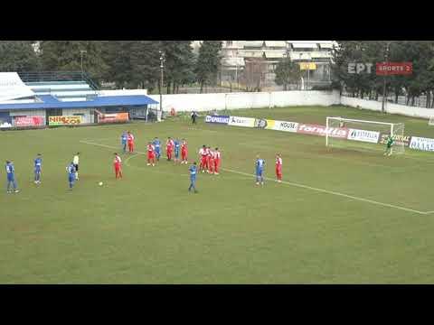 Super League 2 | Απόλλων Λάρισας – Χανιά | 10η Αγωνιστική | 21/2/21 | ΕΡΤ
