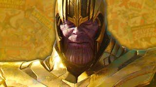 Часть 1. Танос не первый кто собрал все Камни? Теория «Тот, кто собрал Камни до Таноса».