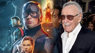 Stan Lee's Last Cameo Will Be Avengers Endgame