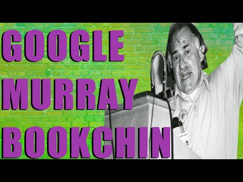 Google Murray Bookchin | Bumper