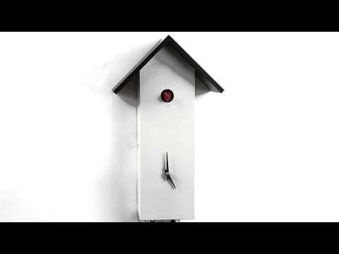 Kuckucksuhr modern   Cuckoo Clock modern    #33422