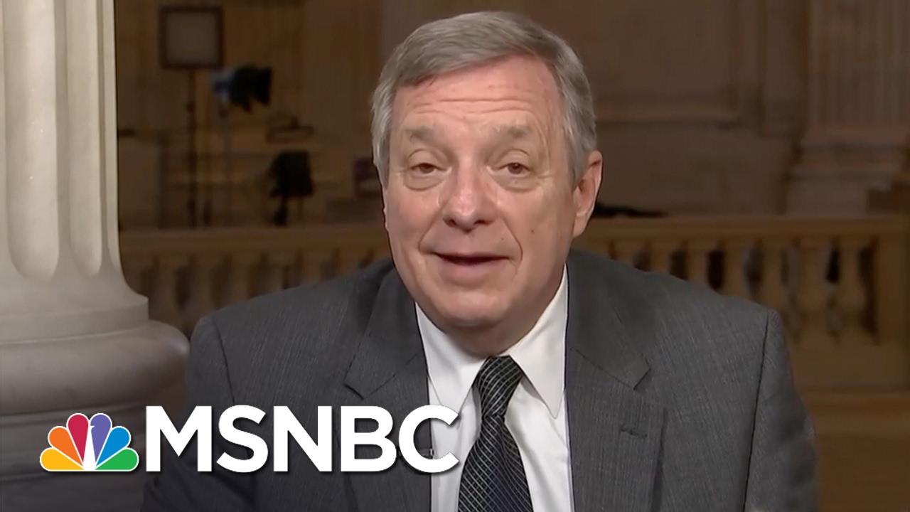 Senator Dick Durbin: I Don't Know Enough About Neil Gorsuch Yet | Morning Joe | MSNBC thumbnail