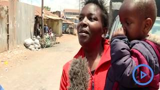 Twin boy stolen from KNH found - VIDEO