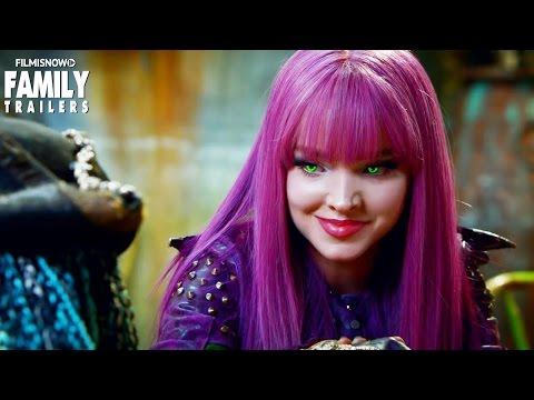 Download Disney's Descendants 2 | UMA Vs MAL In All New Clip! HD Mp4 3GP Video and MP3