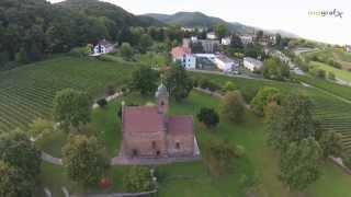 preview picture of video 'Nikolauskapelle bei Klingenmünster'