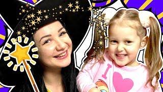 МАГИЯ и Волшебство К нам прилетел Волшебник Загадочная Раскраска Фокусы для детей Kids Video