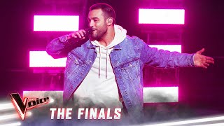 The Finals: Carlos Sings 'One Dance' | The Voice Australia 2019