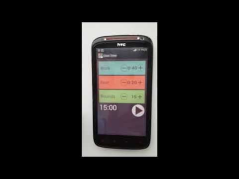Video of Clean Interval Timer