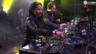 HardTechno: Lukas + Fernanda Martins 4decks @ Aquasella Festival SPN JUL/2017 (VideoSet)