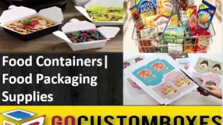 A Brief Detail about Food Packaging