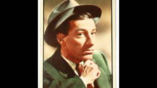 "Hoagy Carmichael's ""Stardust"" - Lyrics by Mitchell Parish (1942 )"