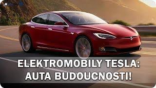 Elektromobily Tesla Motors: Proč jsou to auta budoucnosti? - AlzaTech #565