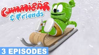 Gummy Bear Show FROZEN Gummibär And Friends Episode Compilation
