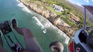 Flight over Punta Mita Riviera Nayarit