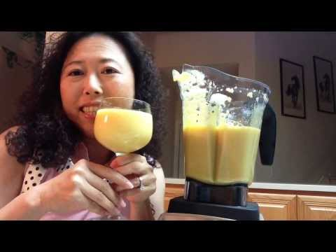 Video How to make Homemade Orange Juice using Vitamix