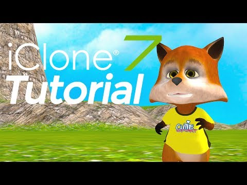 Steam Community :: Video :: iClone 7 animation tutorial