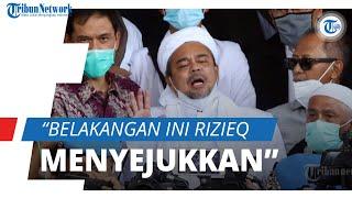 HRS Angkat Bicara soal Bencana Alam, PDIP: Belakangan Ini Rizieq Shihab Sampaikan Pesan Menyejukkan