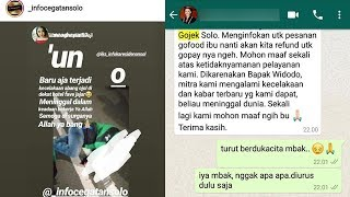 Order Go-Food Tak Kunjung Datang, Customer Malah Dapat Kabar Pilu soal Driver yang Mengantar