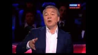 Жириновский послал коммуниста Калашникова на йух