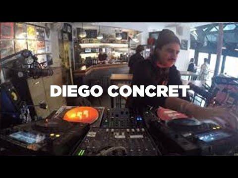 Concret (Diego Angelico Escobar) • DJ Set • Le Mellotron