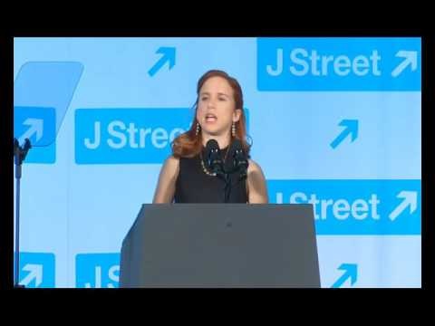 Mk Stav Shaffir at J Street's 2016 Gala