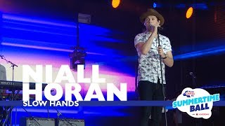 Niall Horan  Slow Hands  Live At Capital's Summertime Ball 2017