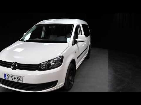 Volkswagen CADDY MAXI Maxi Trendline Family 1,6 TDI 75 BlueM, Tila-auto, Manuaali, Diesel, OTS-656